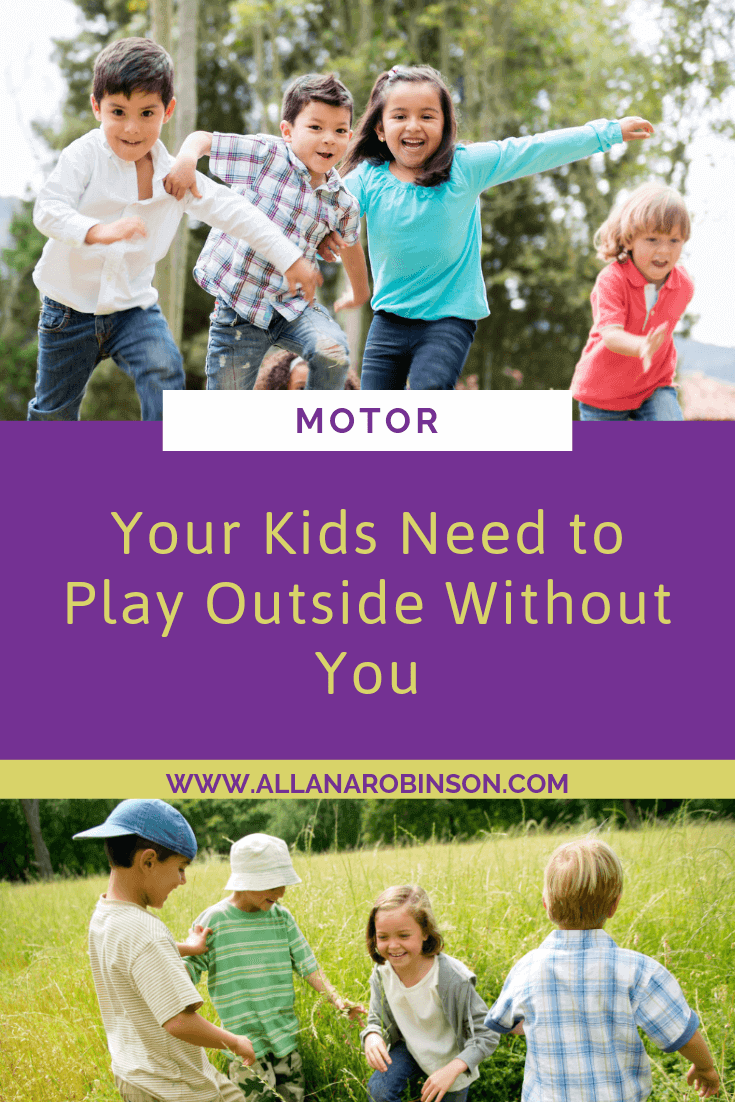 Play Outside without you post