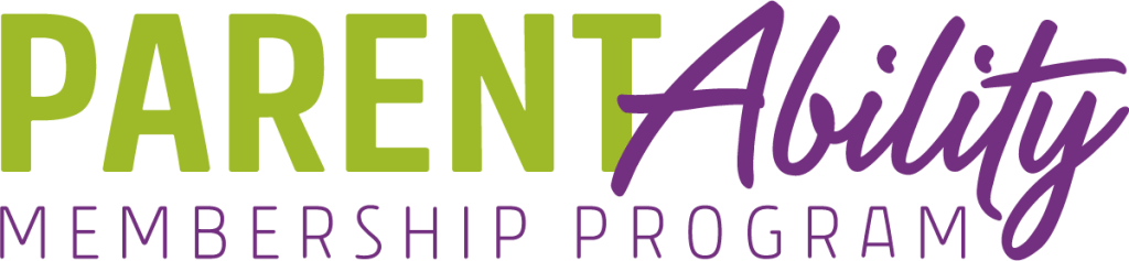 ParentAbility Membership Program logo