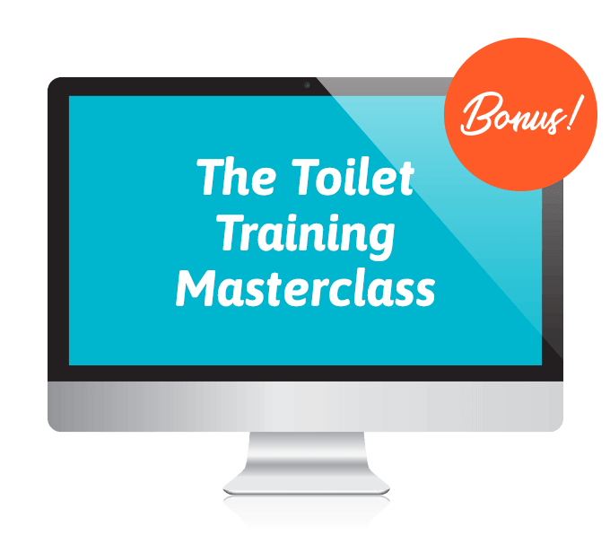 toilet training class mockup