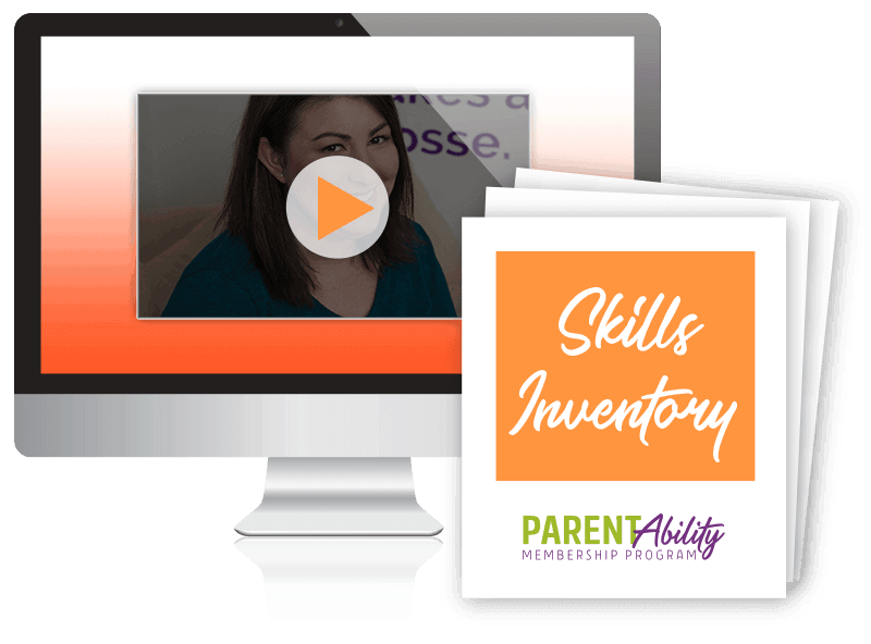 Skills Inventory mockup