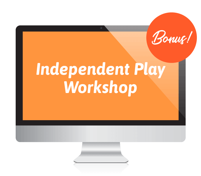 Independent Play Workshop