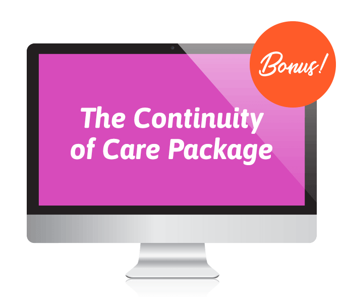 Continuity of Care Package